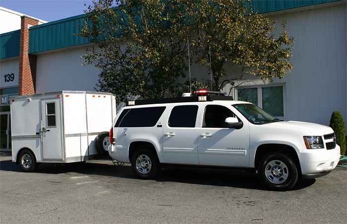 Mobile Emergency Operations Center : Mobile emergency operations center accelerated media