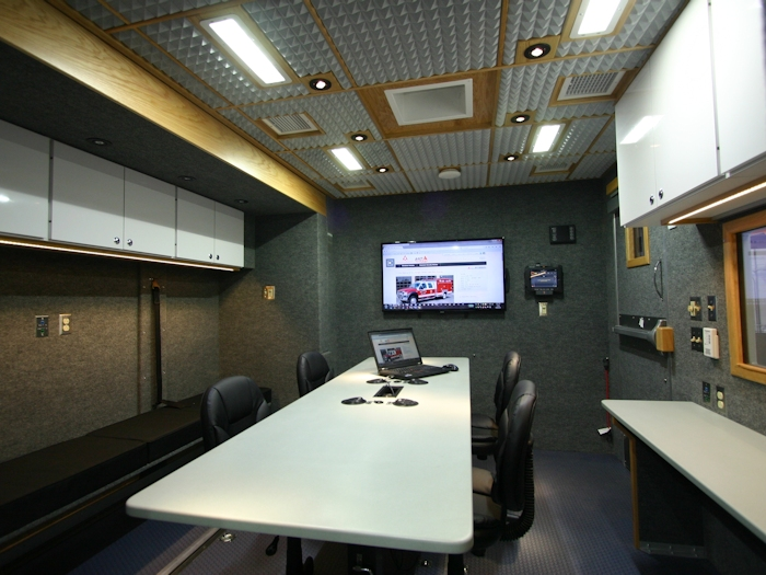 Mobile Command Center Accelerated Media Technologies