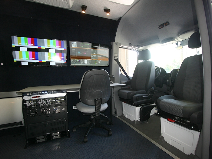 Sprinter 170e Accelerated Media Technologies