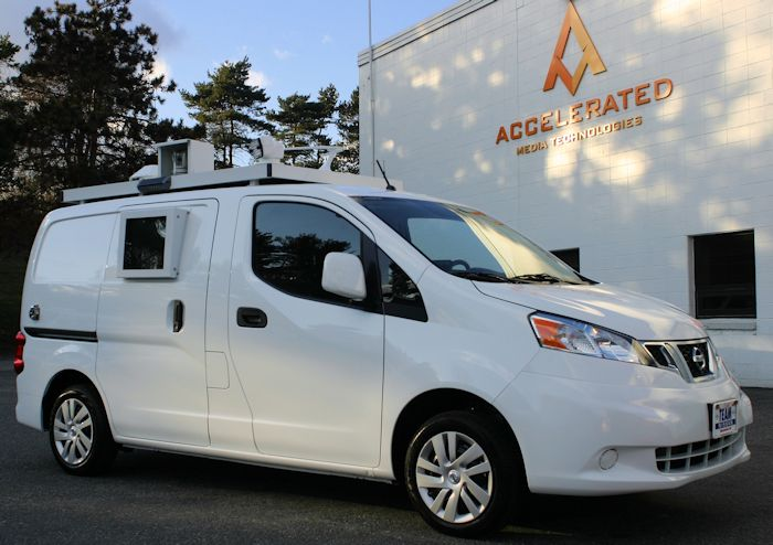 Nissan Nv200 Accelerated Media Technologies