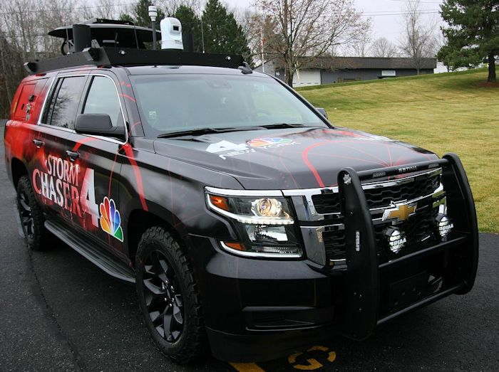 Vision Series SUV | Accelerated Media Technologies