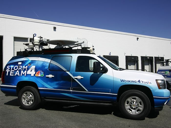 Vision Series Suv Accelerated Media Technologies